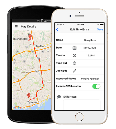 Breeze Clock - Mobile App